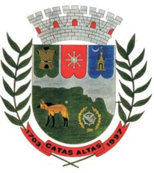 ANIVERSÁRIO - MUNICÍPIO DE CATAS ALTAS